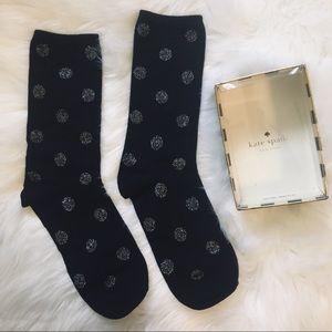New Kate Spade socks
